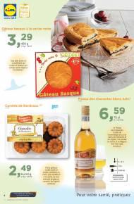 Catalogue lidl plats fromages vins accessoires de for Catalogue accessoires cuisine