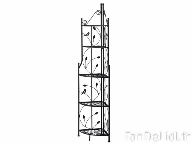 etagere d'angle lidl