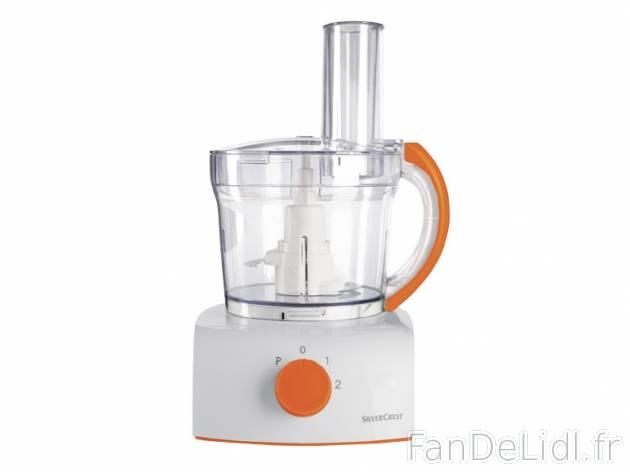 Robot m nager cuisson et cuisine fan de lidl fr - Silvercrest robot cuisine ...