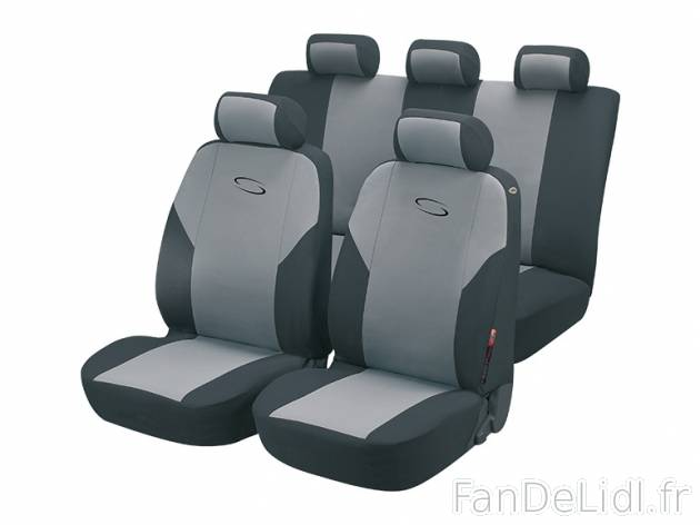 housse de si ge auto accessoires voiture fan de lidl fr. Black Bedroom Furniture Sets. Home Design Ideas