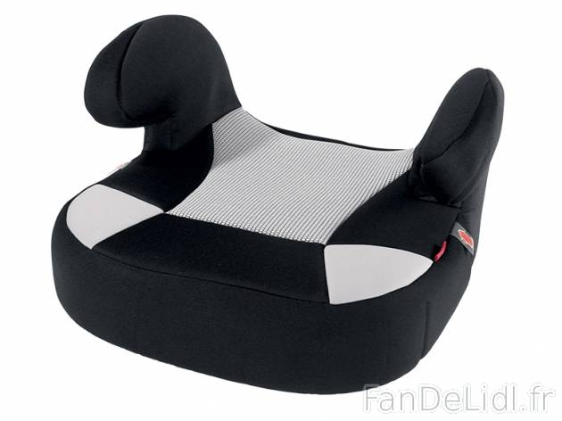 r hausseur de si ge auto accessoires voiture fan de lidl fr. Black Bedroom Furniture Sets. Home Design Ideas