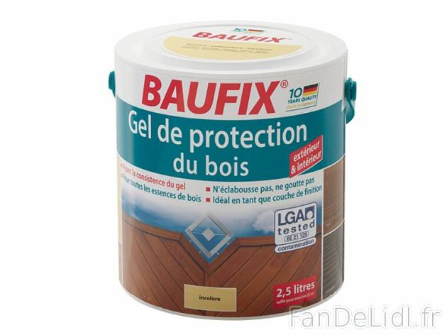 Gel de protection, Jardin Fan de Lidl FR # Protection Du Bois
