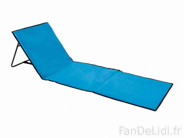 matelas de camping sports et loisirs fan de lidl fr. Black Bedroom Furniture Sets. Home Design Ideas