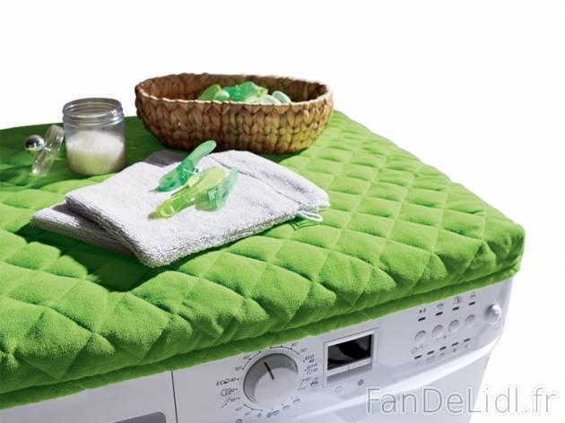 Housse pour machine nettoyage maison m nage fan de lidl fr for Housse machine a laver lidl