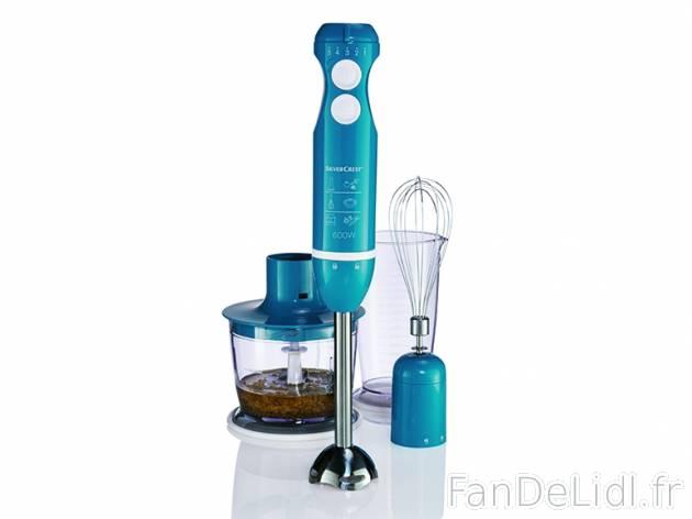 Mixeur plongeant cuisson et cuisine fan de lidl fr - Comment mixer sans mixeur ...