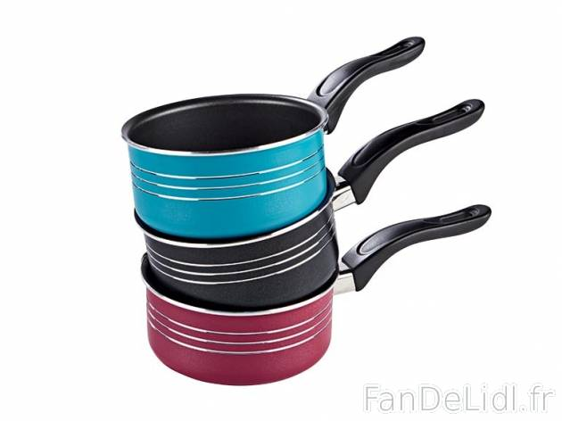casserole en aluminium ernesto cuisson et cuisine fan de lidl fr. Black Bedroom Furniture Sets. Home Design Ideas