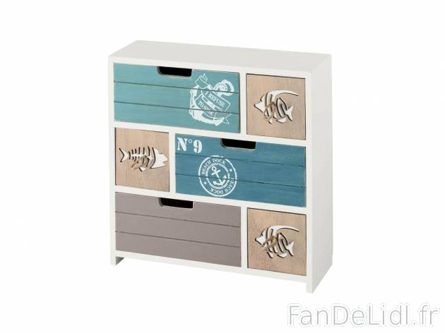 Mini commode style d coration de la maison am nagement int rieur fan de l - Commode style bord de mer ...