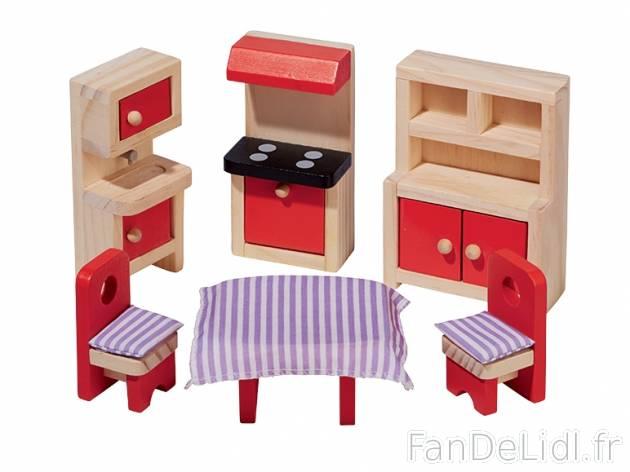 Meubles pour maison pour enfants fan de lidl fr for Lidl cuisine en bois