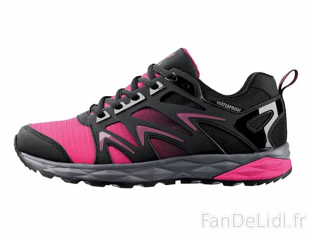 chaussures running femme lidl