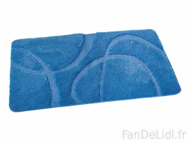 Tapis de bain microfibre salle de bain am nagement et for Tapis salle de bain microfibre
