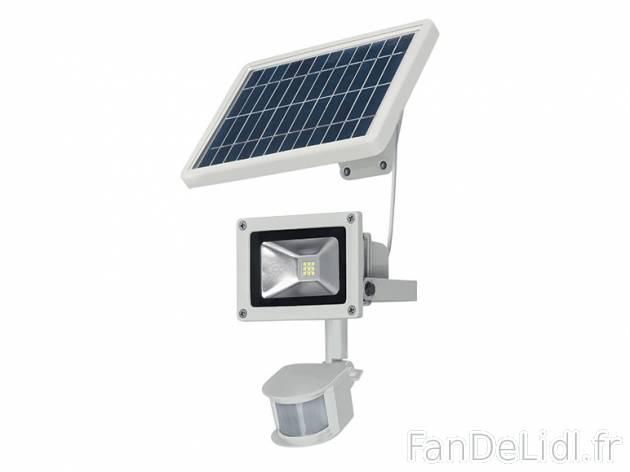 projecteur solaire bricolage outils fan de lidl fr. Black Bedroom Furniture Sets. Home Design Ideas