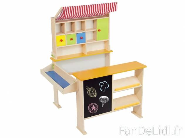 jeu de marchande pour enfants fan de lidl fr. Black Bedroom Furniture Sets. Home Design Ideas