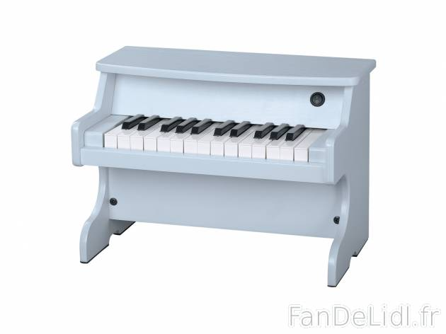 Mini piano pour articles du bureau et industriels fan de