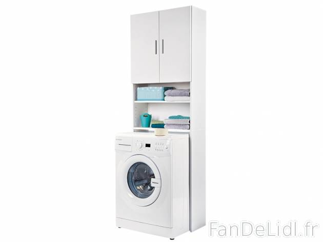meuble pour lave linge salle de bain am nagement et d cor fan de lidl fr. Black Bedroom Furniture Sets. Home Design Ideas
