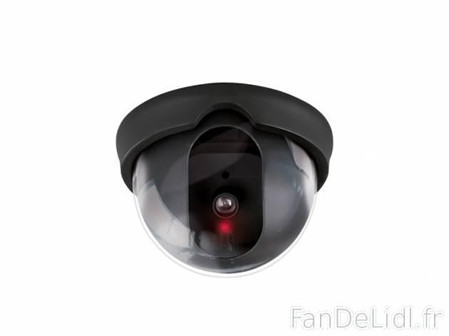 Cam ra factice pour enfants fan de lidl fr - Camera de surveillance factice ...