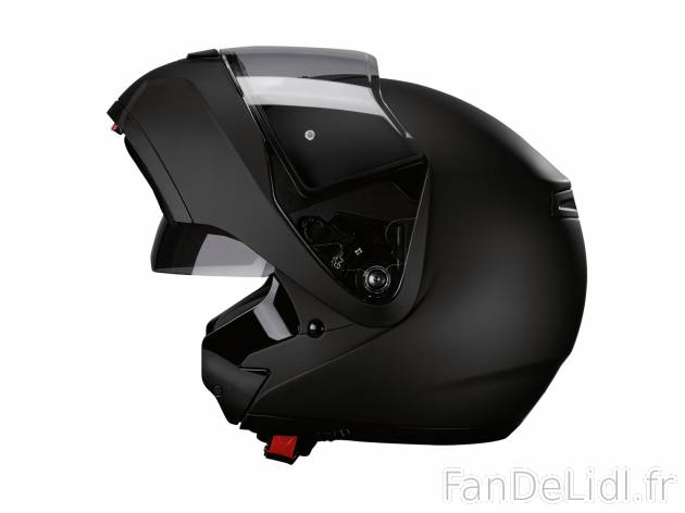 Casque De Moto Modulable Auto Accessoires Voiture Fan De