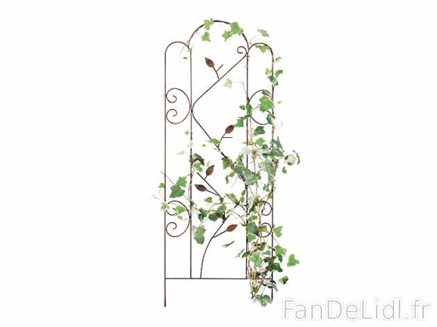 Treillage en métal, Jardin - Fan de Lidl FR