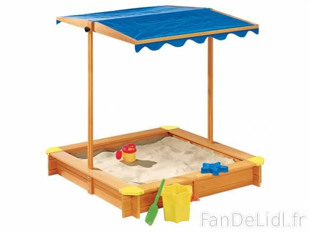 bac sable avec jardin equipement de jardin fan de. Black Bedroom Furniture Sets. Home Design Ideas