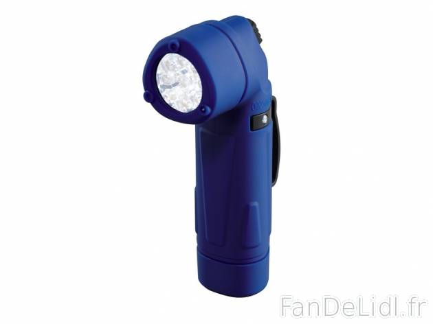Lampe Torche 9 Led Bricolage Outils Fan De Lidl Fr