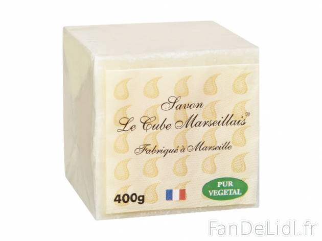 Savon De Marseille Produits De Beauté Fan De Lidl Fr