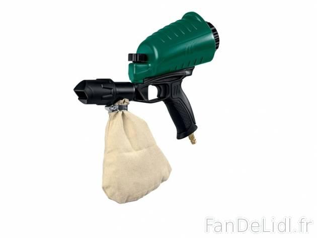 Pistolet De Sablage Bricolage Outils Lidl Technique Fan