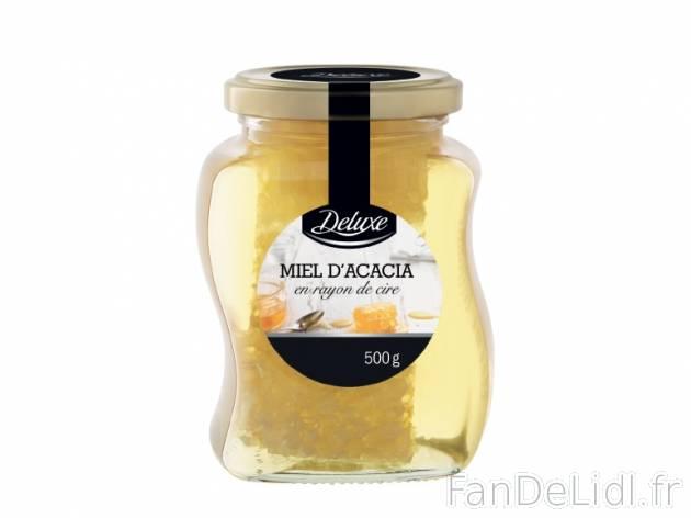 miel d'acacia lidl