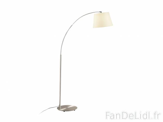 Lampadaire led d coration de la maison am nagement for Lampadaire interieur led