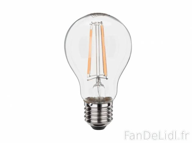 ampoule led filament d coration de la maison am nagement int rieur fan de lidl fr. Black Bedroom Furniture Sets. Home Design Ideas