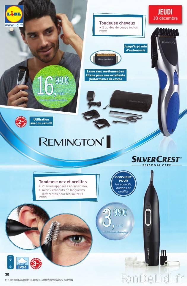 Remington Lidl Fan De Lidl Fr